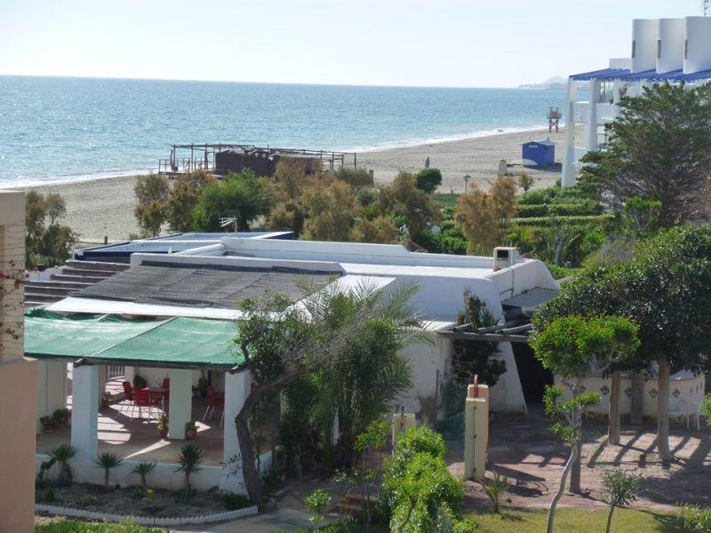 Vistas desde la terraza Alquiler Apartamento 108123 Vera