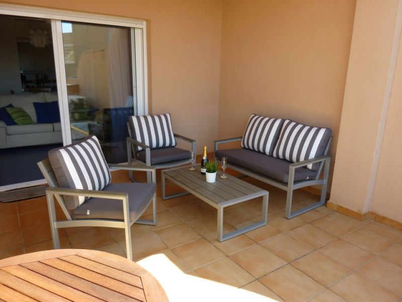 Terraza Alquiler Apartamento 108123 Vera