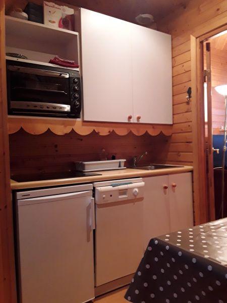 Cocina independiente Alquiler Chalet 111824 Risoul 1850