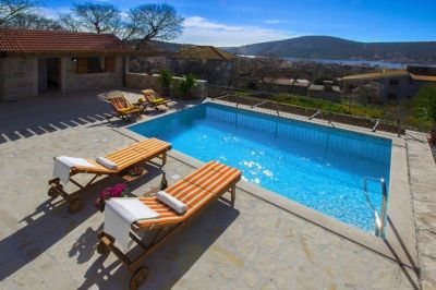 Piscina Alquiler Casa 112560 Trogir