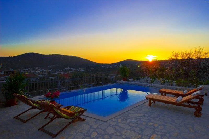 Vistas desde el alojamiento Alquiler Casa 112560 Trogir