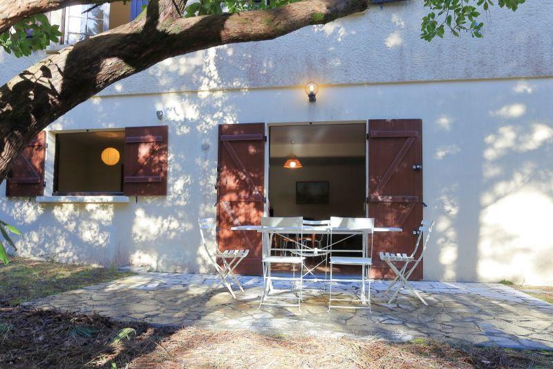 Terraza Alquiler Apartamento 114378 Cap Ferret