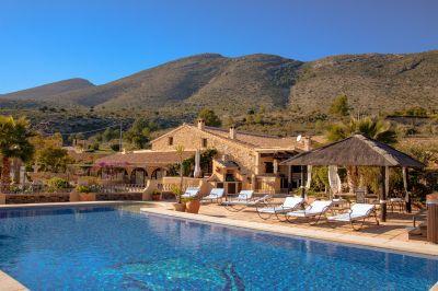 Vistas exteriores del alojamiento Alquiler Villa 116425 Benissa