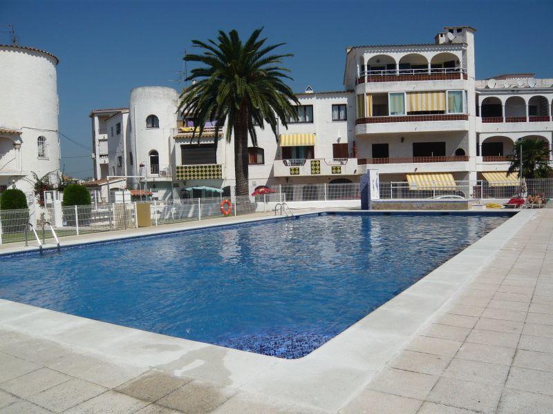 Piscina Alquiler Apartamento 118477 Ampuriabrava