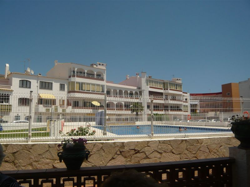 Vistas exteriores del alojamiento Alquiler Apartamento 118477 Ampuriabrava