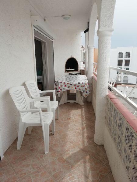 Balcón Alquiler Apartamento 118477 Ampuriabrava