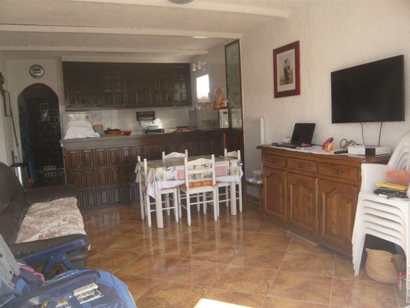 Sala de estar Alquiler Apartamento 118477 Ampuriabrava