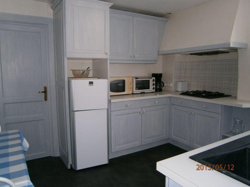 Cocina independiente Alquiler Apartamento 67987 Biarritz