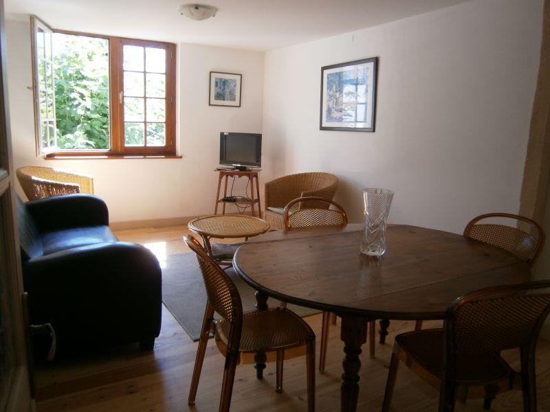 Sala de estar Alquiler Apartamento 67987 Biarritz
