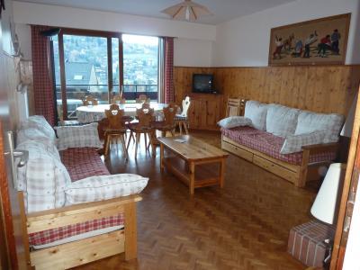 Sala de estar Alquiler Apartamento 74408 Saint-Gervais-les-Bains