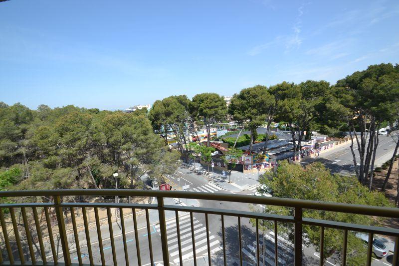 Vistas desde la terraza Alquiler Apartamento 93569 Salou