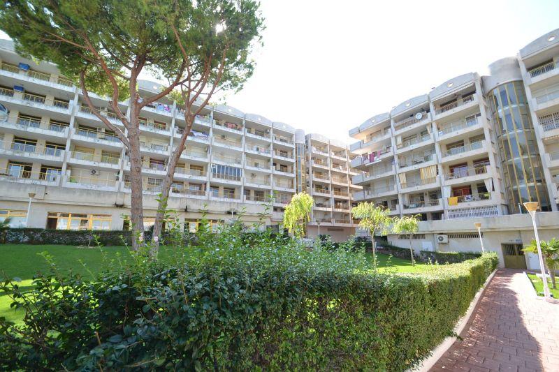 Jardín Alquiler Apartamento 93569 Salou