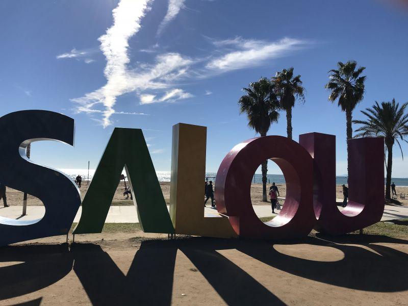Playa Alquiler Apartamento 93569 Salou