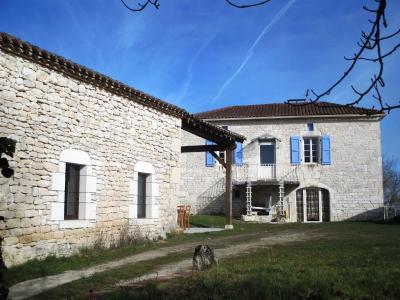 Vistas exteriores del alojamiento Alquiler Casa rural 96678 Cahors