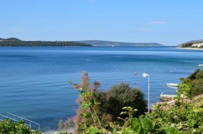 Vistas desde el alojamiento Alquiler Villa 97007 Trogir