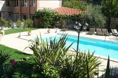 Piscina Alquiler Casa rural 97370 Molitg les Bains