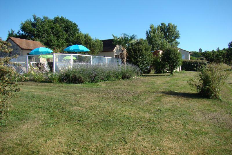 Piscina Alquiler Casa rural 102124 Gourdon