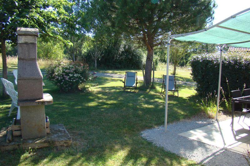 Jardín Alquiler Casa rural 102124 Gourdon