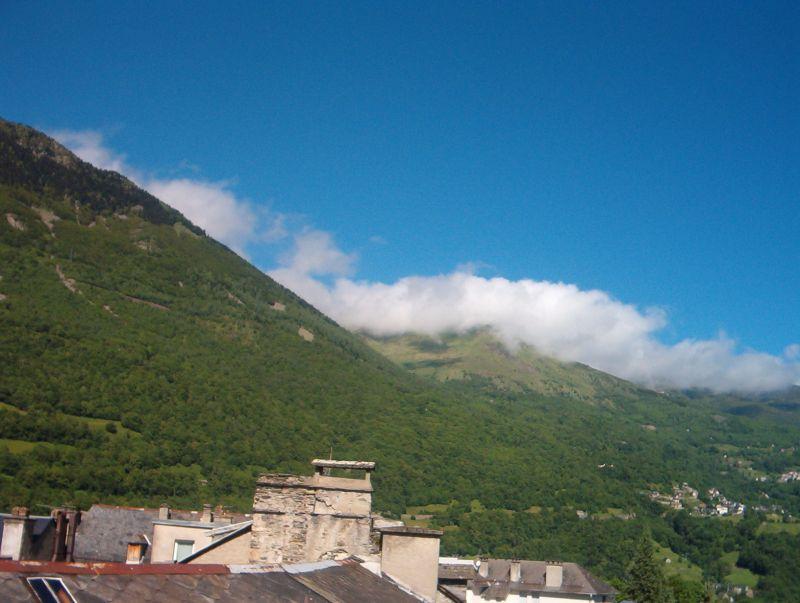 Vistas desde el alojamiento Alquiler Apartamento 106348 Luz Saint Sauveur