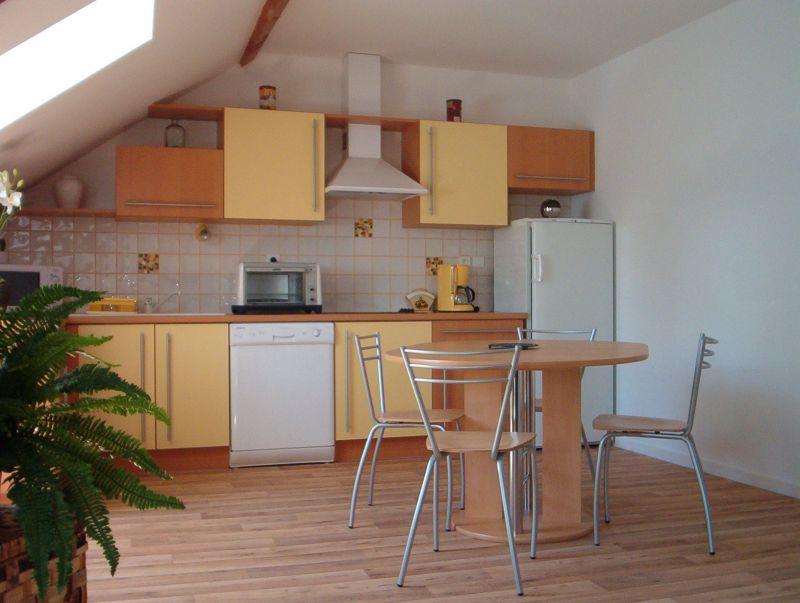 Cocina americana Alquiler Apartamento 106348 Luz Saint Sauveur