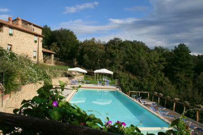 Piscina Alquiler Casa rural 109624 Siena