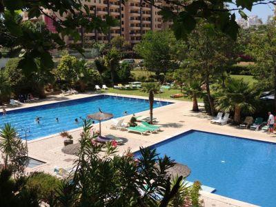 Piscina Alquiler Apartamento 109923 Praia da Rocha
