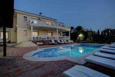Alquiler Villa 115595 Marbella