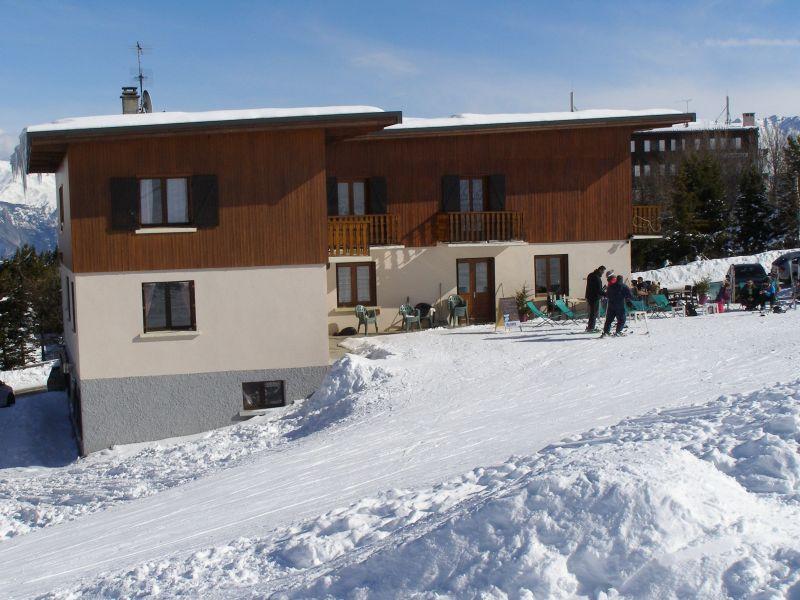 Vistas exteriores del alojamiento Alquiler Apartamento 116507 La Toussuire