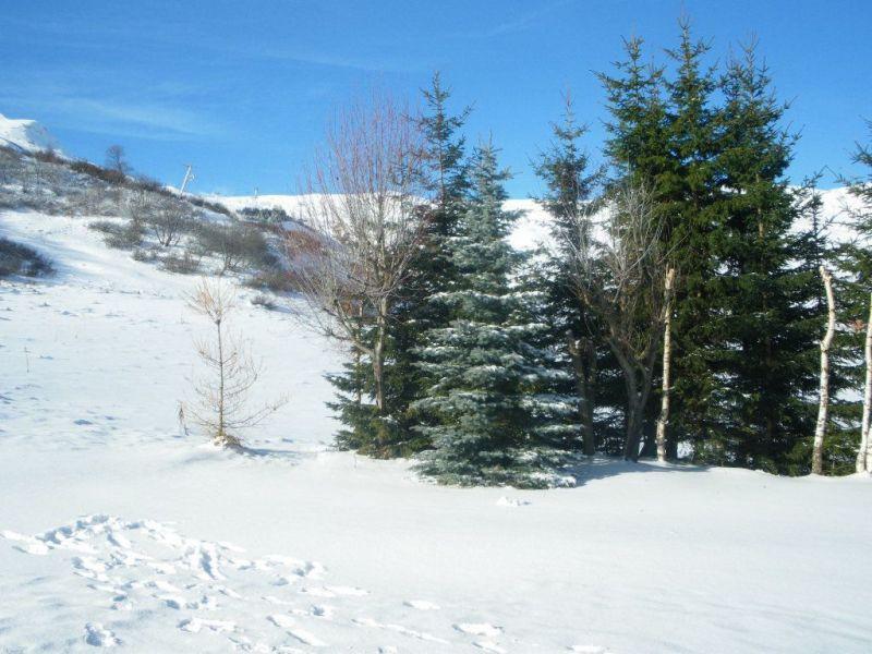 Vistas desde el balcón Alquiler Apartamento 116507 La Toussuire
