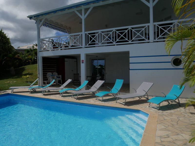 Vistas exteriores del alojamiento Alquiler Villa 116772 Saint Francois