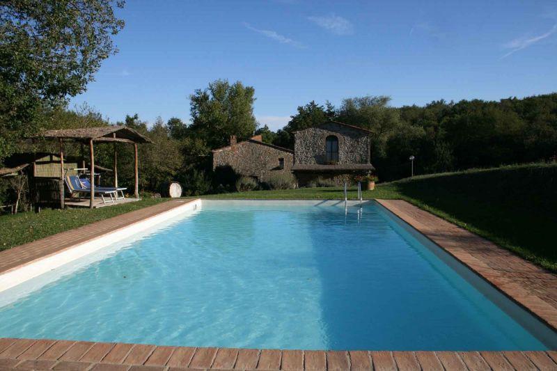 Piscina Alquiler Casa 117228 Arezzo