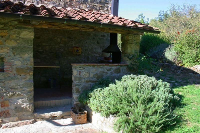 Cocina de verano Alquiler Casa 117228 Arezzo