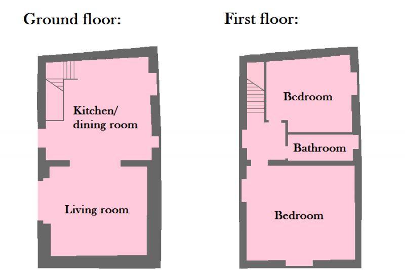 Plano del alojamiento Alquiler Casa 117228 Arezzo