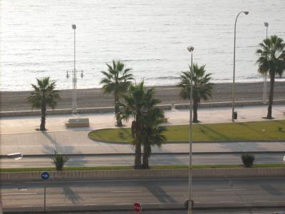 Vistas desde el balc�n Alquiler Apartamento 64495 M�laga
