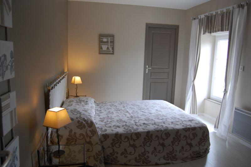 dormitorio 1 Alquiler Casa rural 66490 Vire