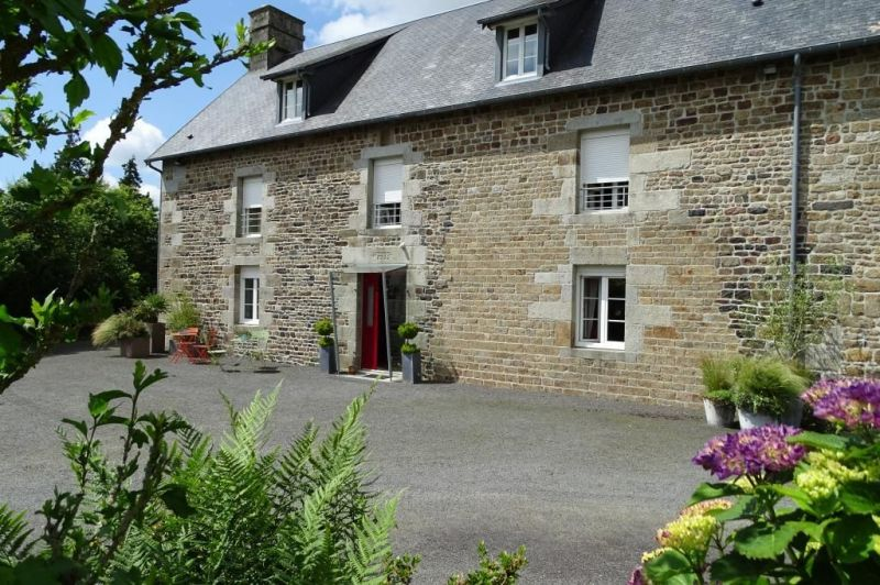 Vistas exteriores del alojamiento Alquiler Casa rural 66490 Vire