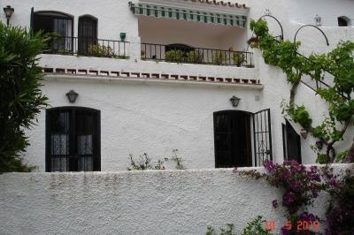 Vistas exteriores del alojamiento Alquiler Casa 76927 Nerja