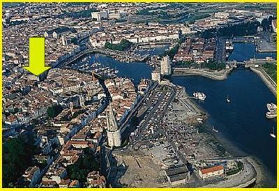 Plano del alojamiento Alquiler Apartamento 84130 La Rochelle