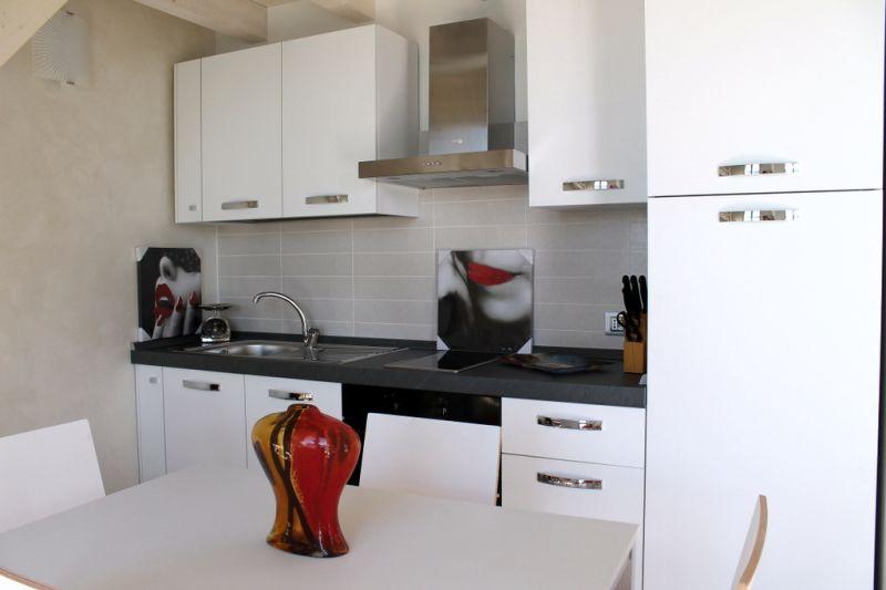 Cocina americana Alquiler Apartamento 90943 Parzanica