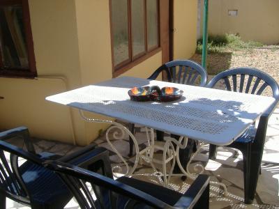 Jardín Alquiler Apartamento 97095 Valras-Plage