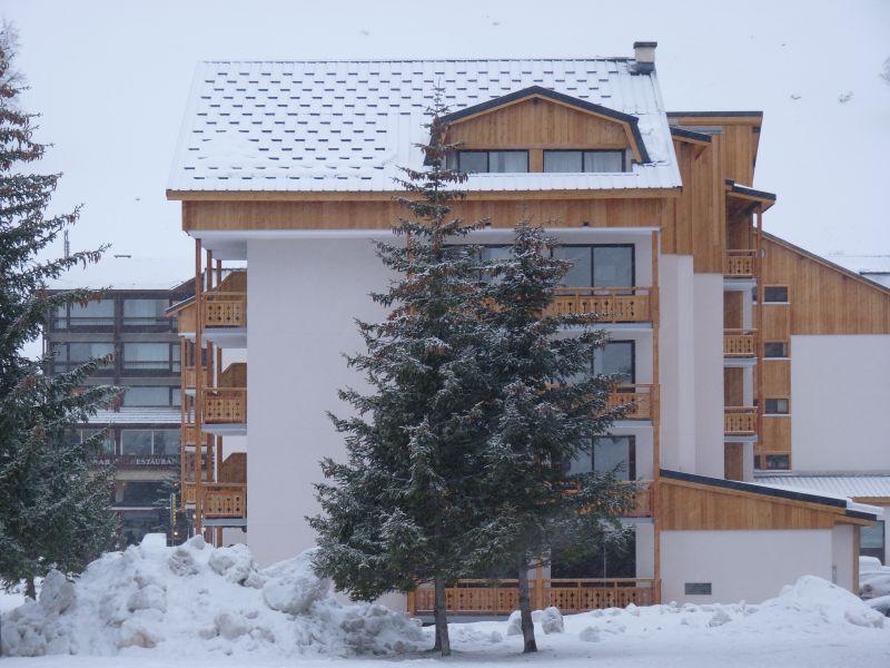 Vistas exteriores del alojamiento Alquiler Apartamento 101179 Les 2 Alpes