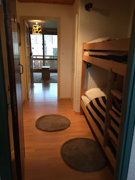Dormitorio abierto Alquiler Apartamento 101179 Les 2 Alpes