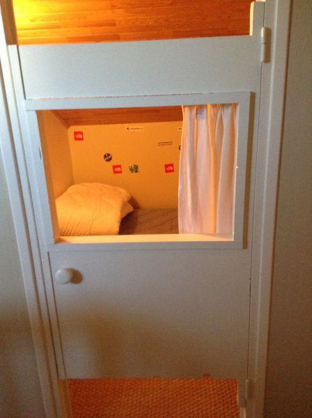 Cabina de literas Alquiler Apartamento 101179 Les 2 Alpes