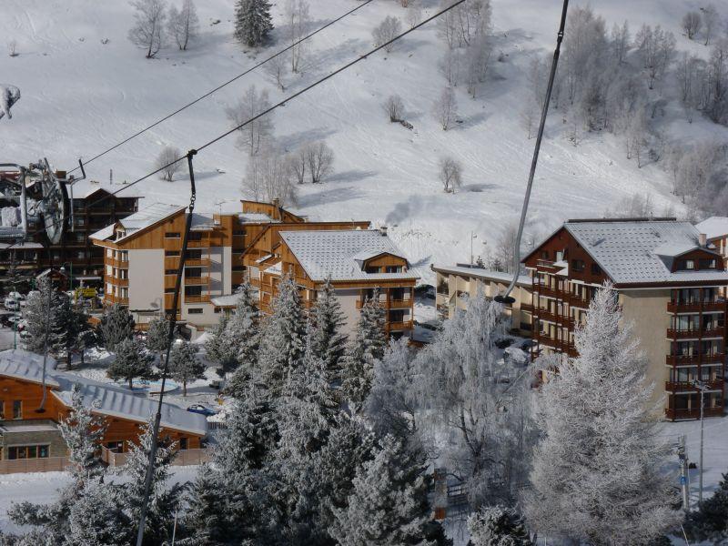 Vistas de las proximidades Alquiler Apartamento 101179 Les 2 Alpes