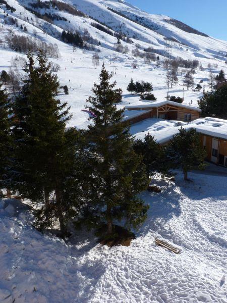 Vistas desde el balcón Alquiler Apartamento 101179 Les 2 Alpes