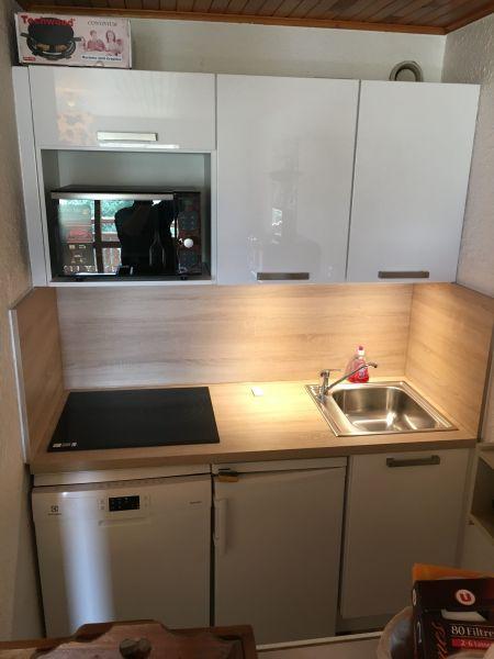 Cocina americana Alquiler Apartamento 101179 Les 2 Alpes