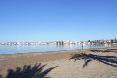 Playa Alquiler Apartamento 115534 Rosas