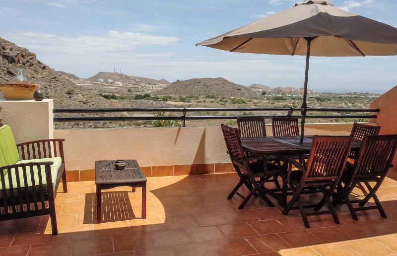 Vistas desde la terraza Alquiler Apartamento 116601 San Juan de los Terreros