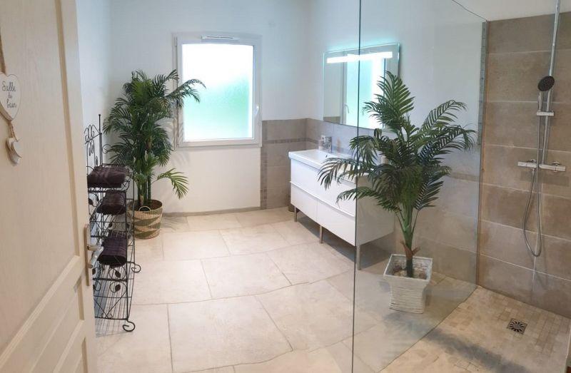 cuarto de baño Alquiler Casa 119354 Les Vans