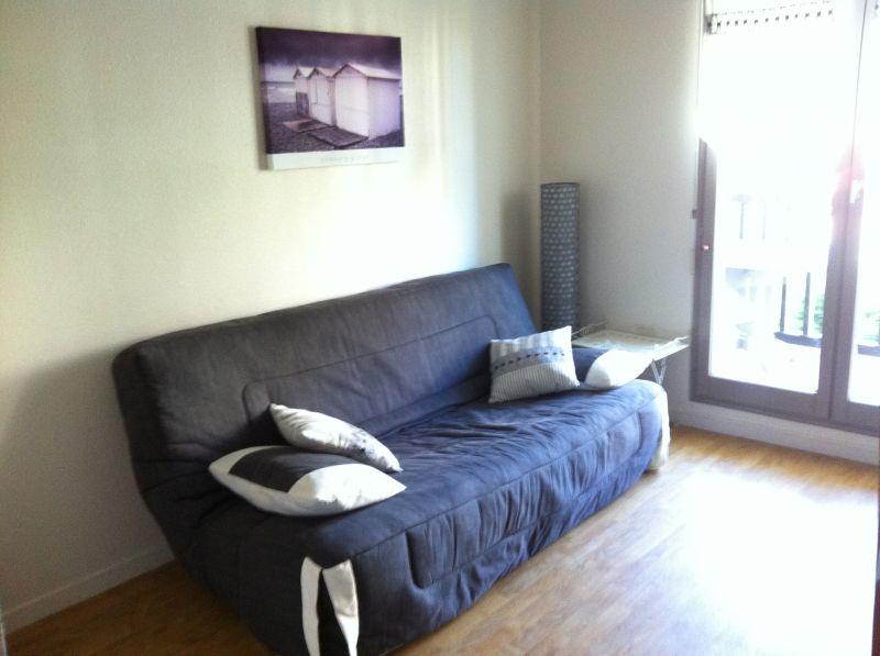 Sala de estar Alquiler Apartamento 69525 Cabourg